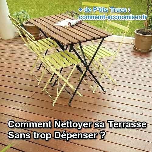 Nettoyer Terrasse Bois Pour Lame De Terrasse En Bois