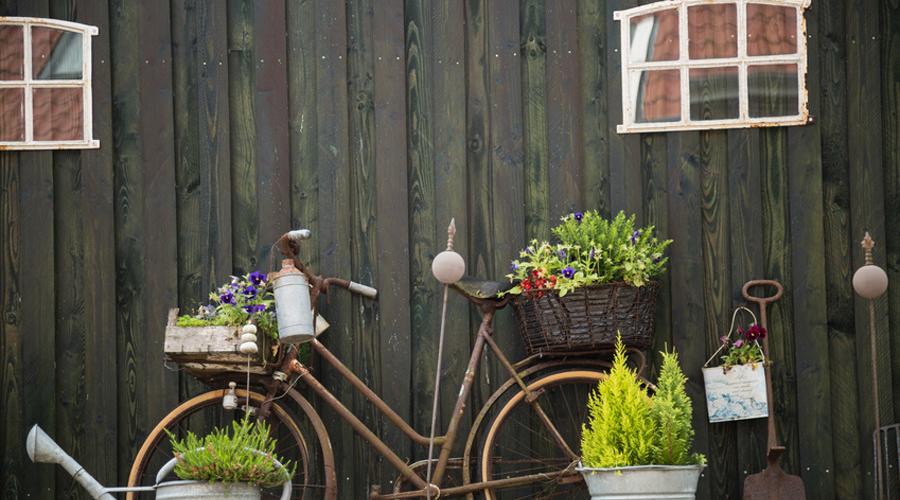10 idées pour aménager son jardin ou sa terrasse avec des