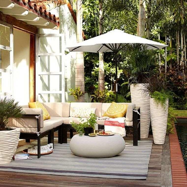 50 idées déco pour aménager une terrasse originale