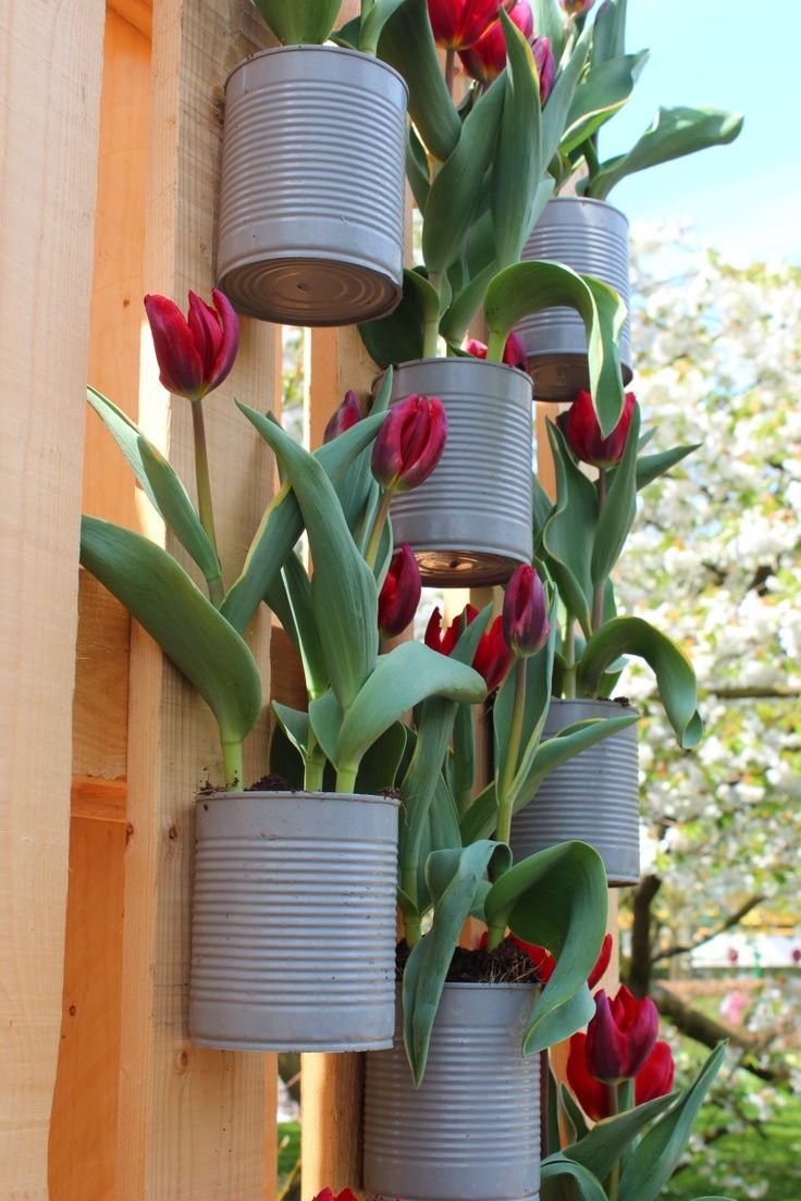 Marie Claire Maison Jardin Recup objet deco terrasse 7 idées de déco de jardin avec de la