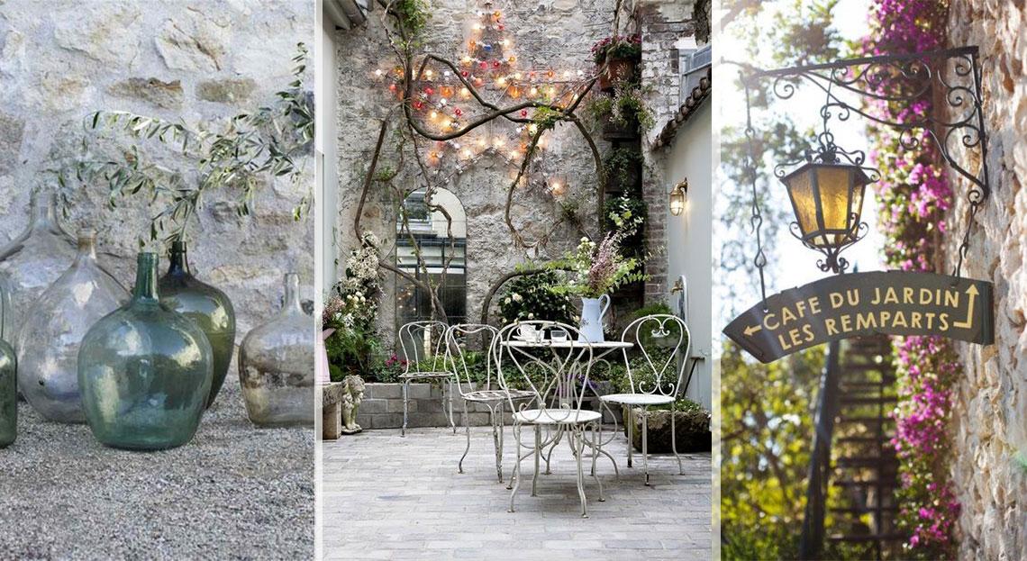Déco terrasse 10 idées pour s imaginer en Provence