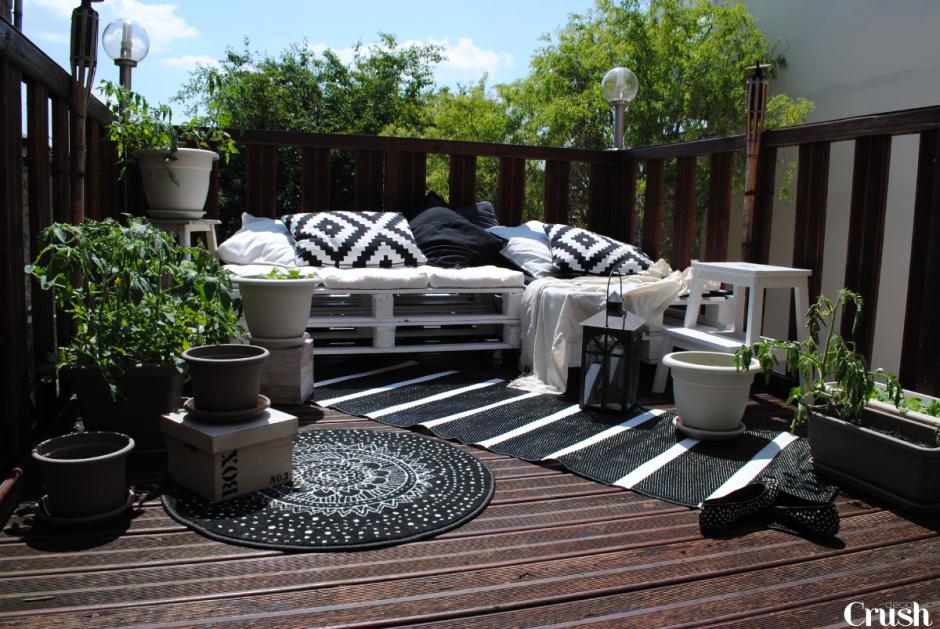 décoration terrasse ete