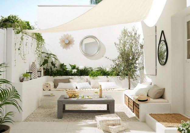 Les 8 idées à piquer à cette terrasse Elle Décoration