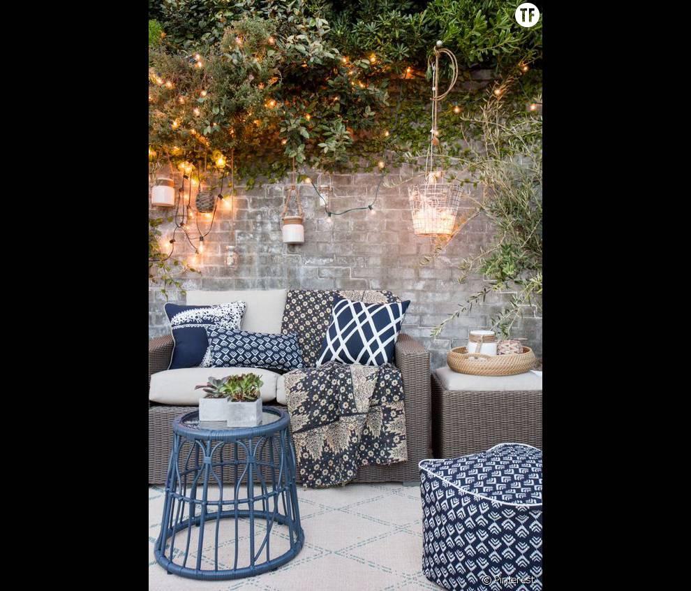 Pinterest Jardin Terrasse