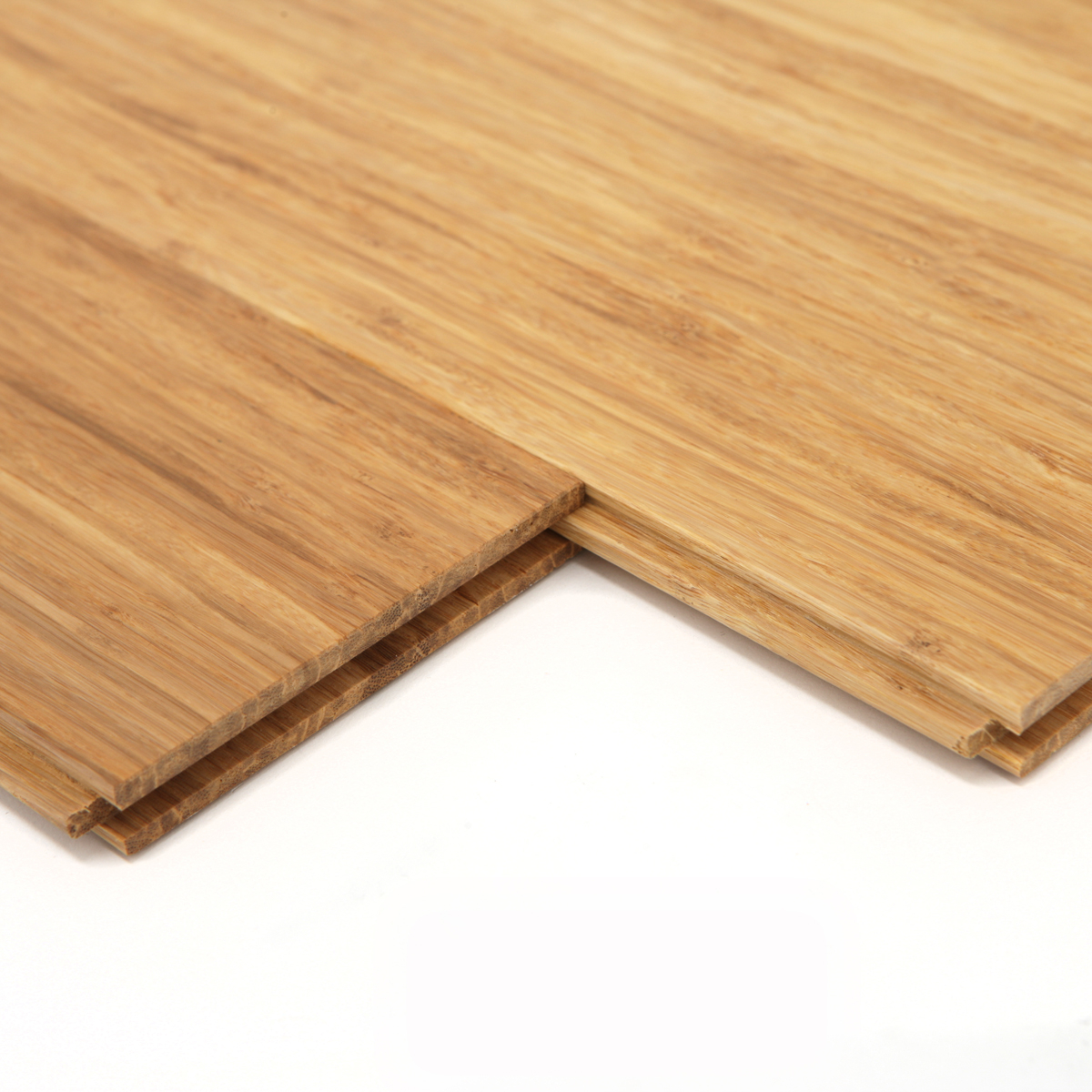 Le Parquet bambou naturel vertical horizontal ou