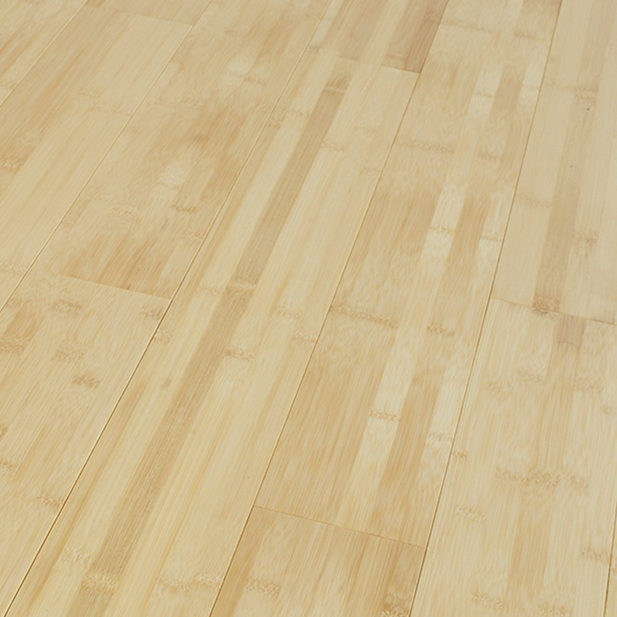 Parquet bambou massif Originel Horizontal Naturel