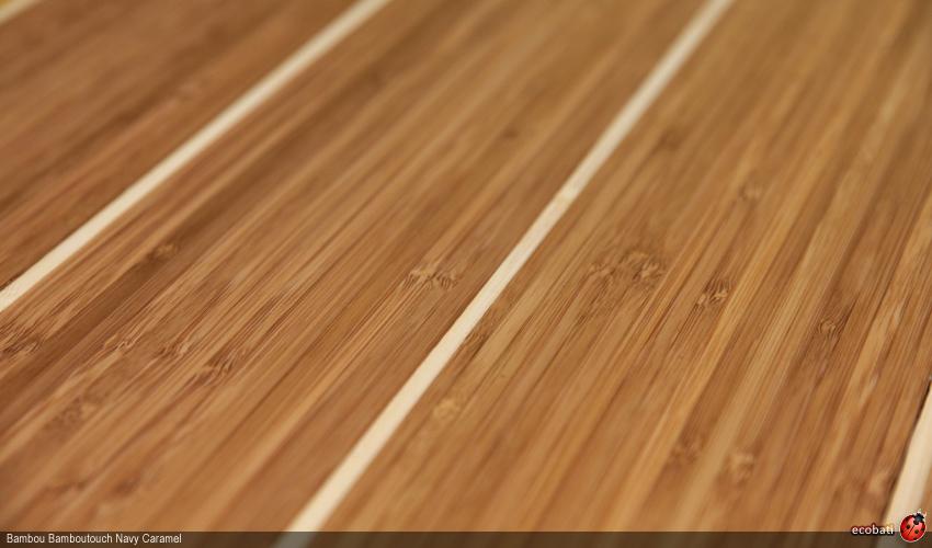 Plancher en bambou Le bois chez vous