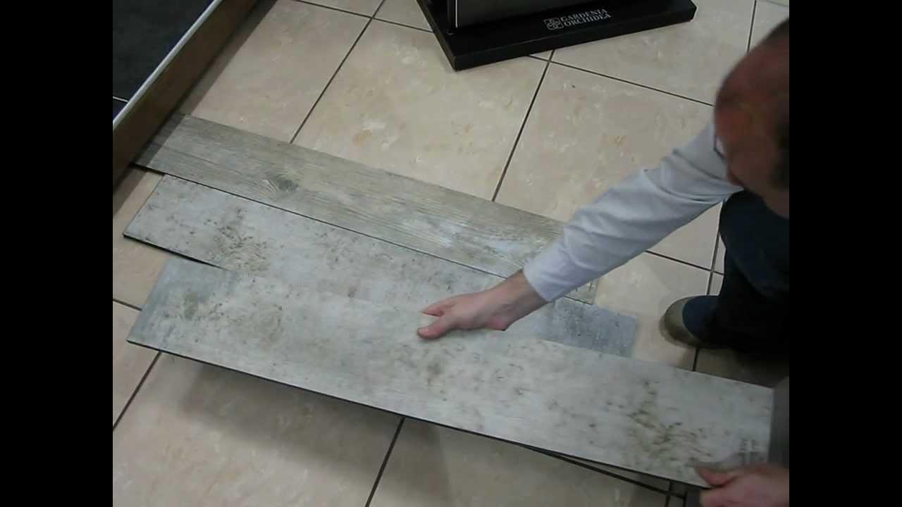 Carrelage parquet pour la rénovation sans colle et sans
