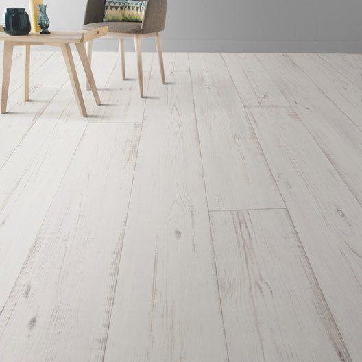 sol pvc blanc keywest artens textile l 4 m