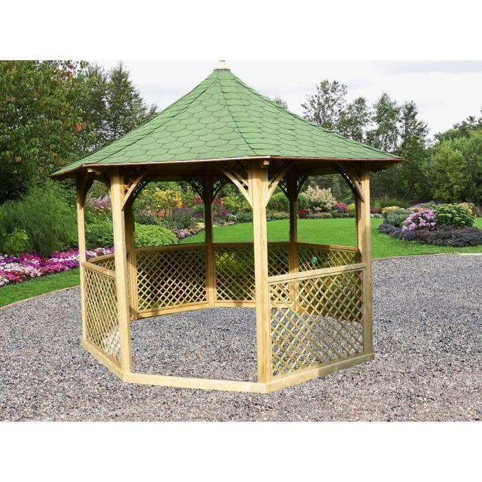 Pavillon De Jardin Des Idées