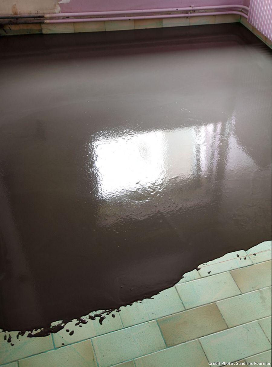 Peinture À Carrelage Sol peindre carrelage sol peinture sol carrelage v33 - idees