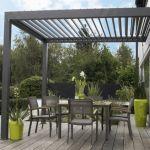 Pergola De Terrasse 20 Pergolas Pour Se Protéger Du soleil Jardin