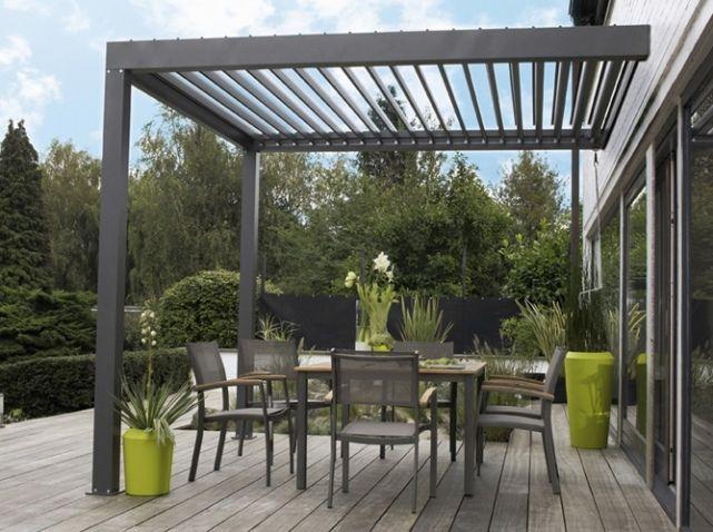 20 pergolas pour se protéger du soleil Jardin