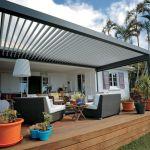 Pergola De Terrasse Découvrez La Pergola Bioclimatique à Lames orientables
