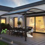 Pergola De Terrasse Pergola Pour Terrasse En Aluminium