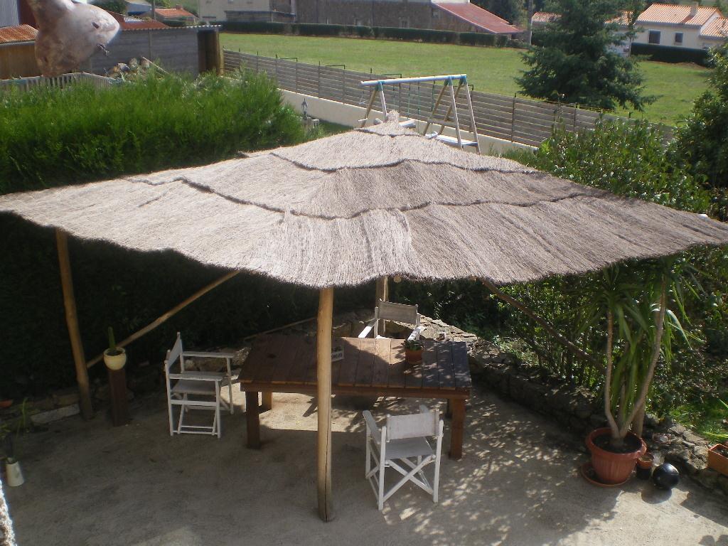 Terrasse et pergola bois CL4