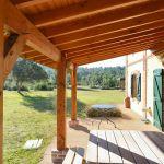 Pergola De Terrasse Terrasses Et Pergolas Construction De Maisons En Bois