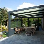 Pergola De Terrasse Veranclassic Pergola En Bois Ou En Aluminium