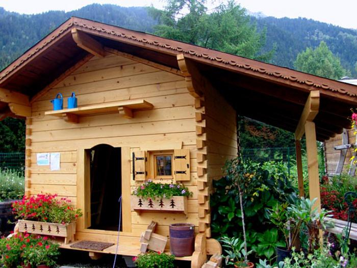 Petit Chalet De Jardin Le Cabanon De Jardin En 46 Photos Choisir son Style