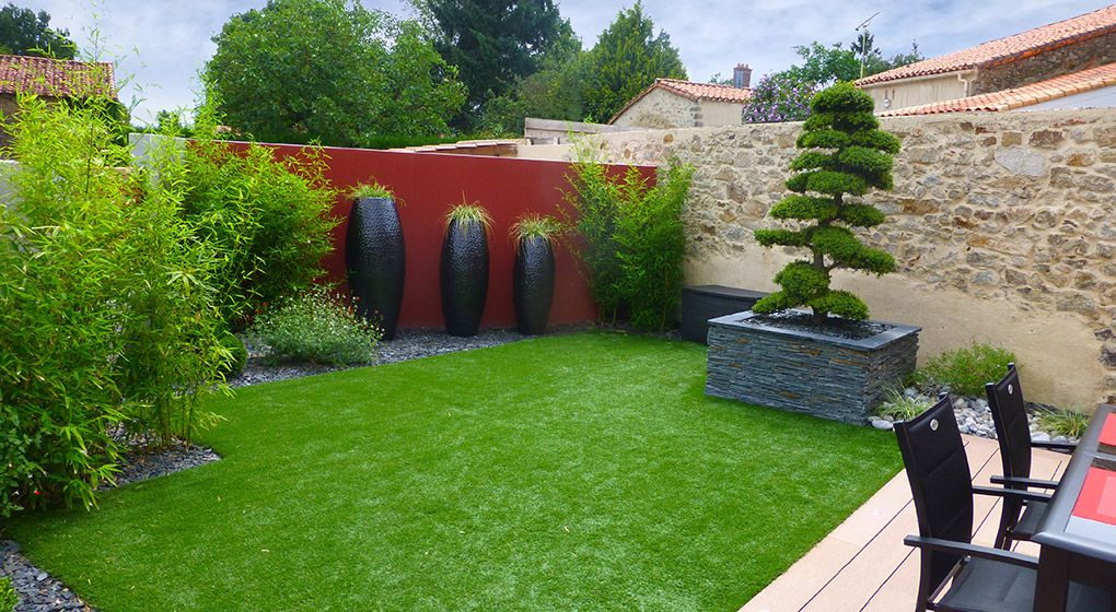 Petit Jardin Paysager Conception