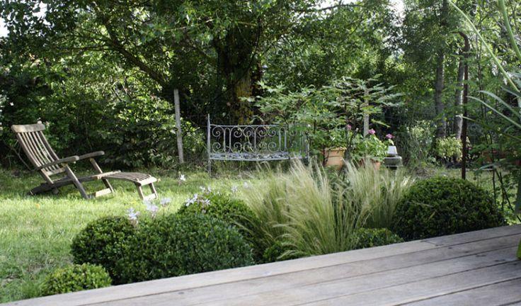 IDfertile Aménagement paysager d'un jardin naturel