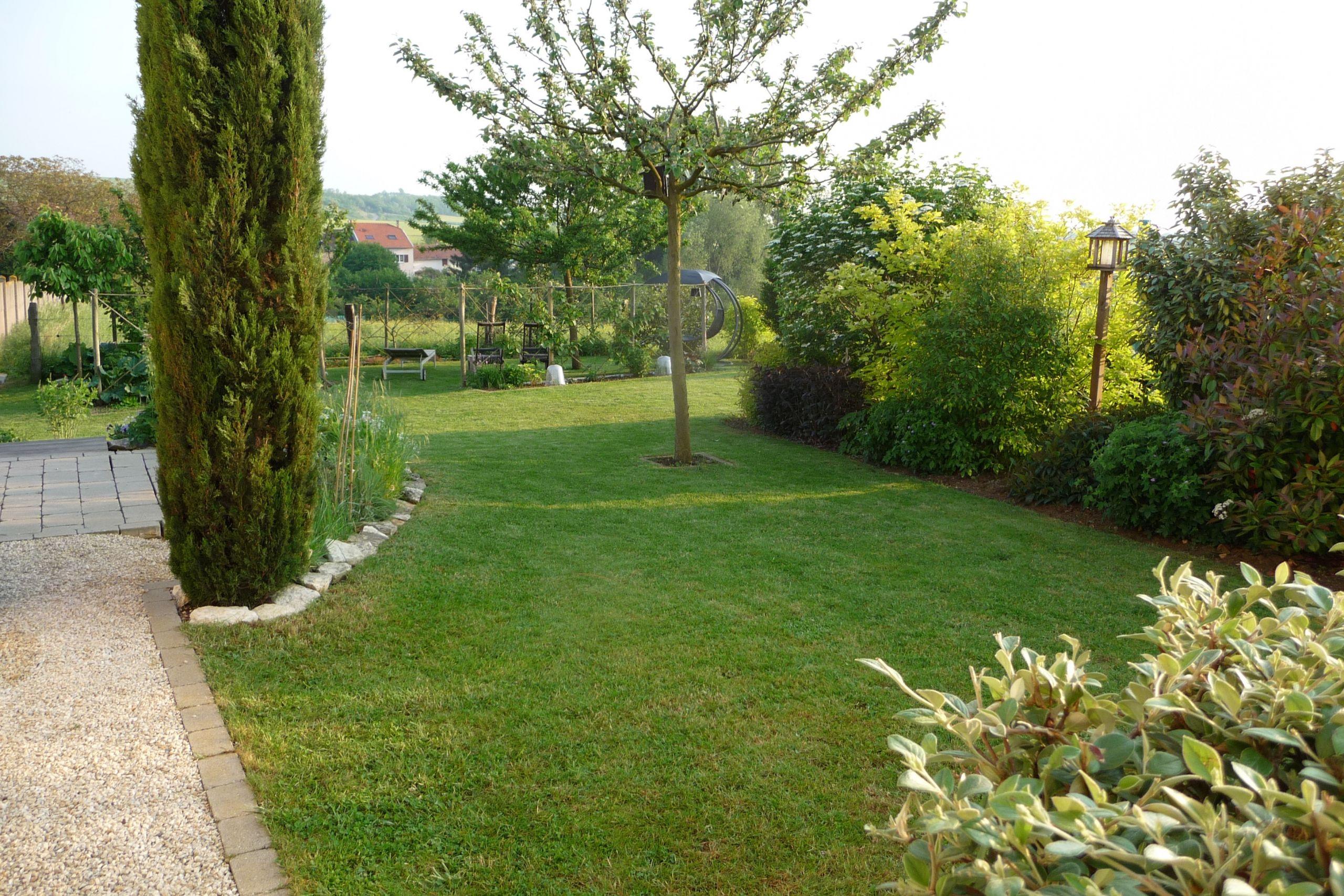 JARDIN PAYSAGER Création d un jardin de campagne