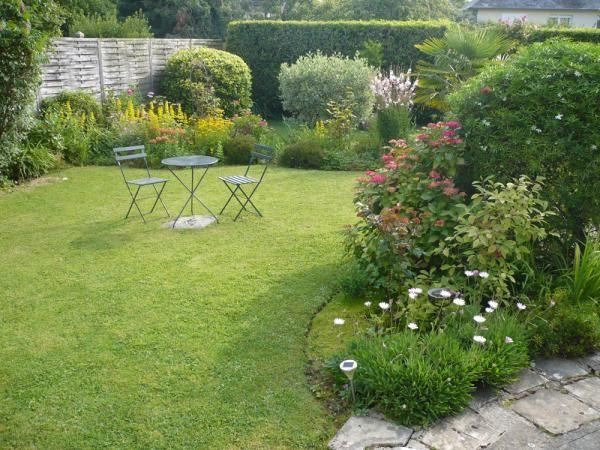 petit jardin de ville Fleurs & Jardins