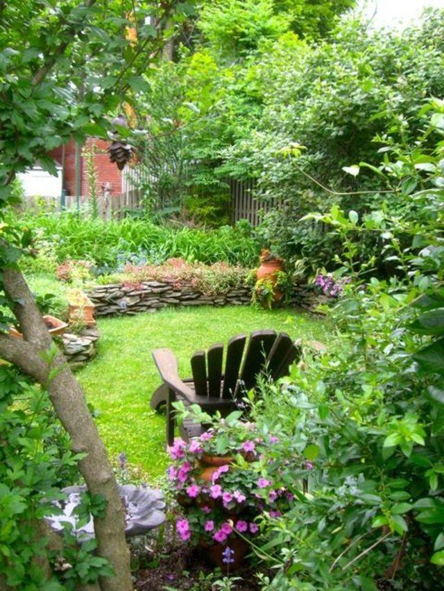 Petit Jardin Paysager FM48
