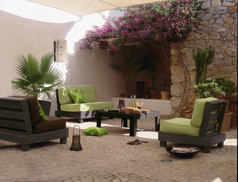 petit salon de jardin pour balcon pas cher 6 – Idées de
