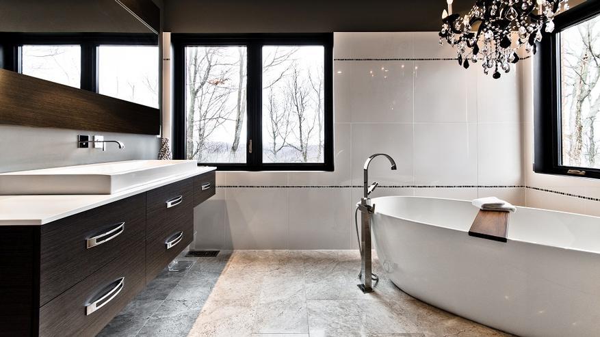 28 Salles de bain sur mesure