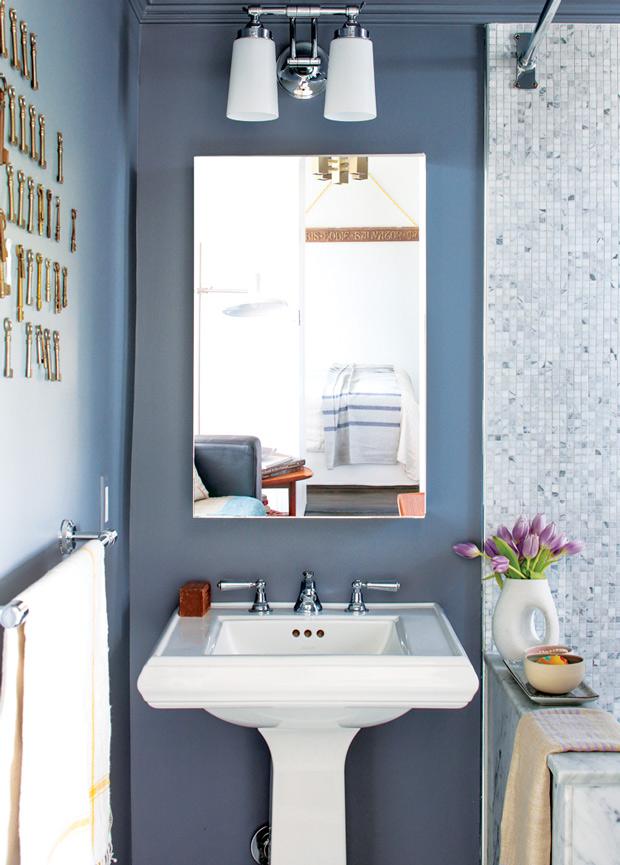 s 10 petites salles de bain modernisées Maison et