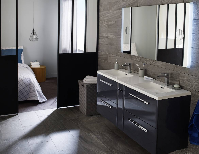 Une salle de bains sur mesure