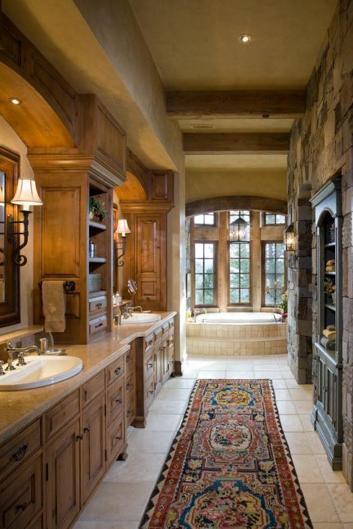 vous présente le tapis de salle de bain en 45 images