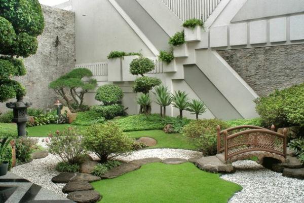 Photo Jardin Zen Zag Bijoux Decoration De Jardin Japonais