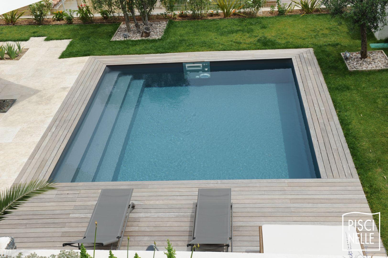 s de piscines Piscine Piscinelle