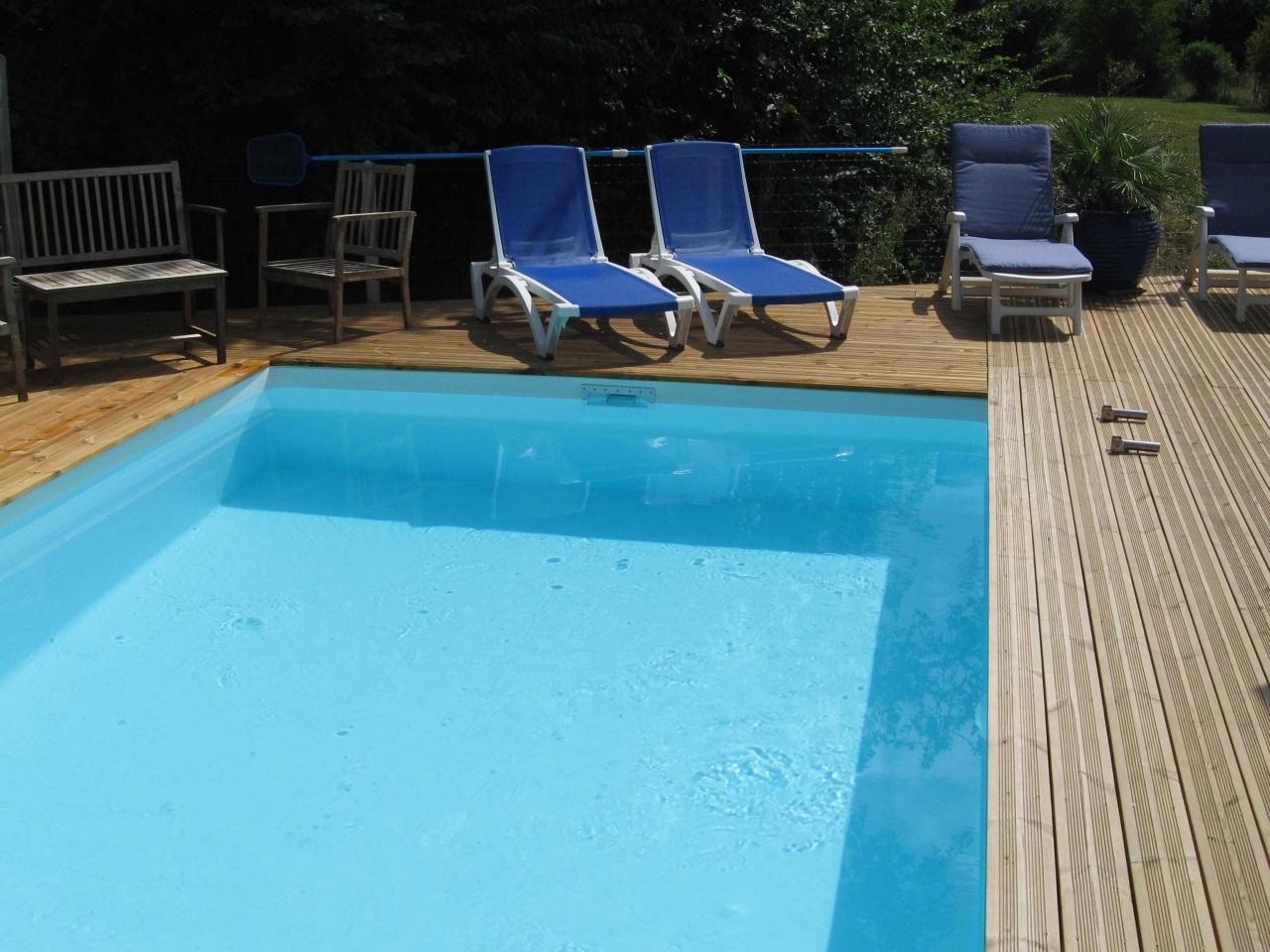 Piscine Bois Rectangulaire 5 00 Fabricant de piscines en