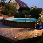 Piscine Hors sol Terrasse Ides De Deck Pour Piscine Hors sol Galerie Dimages