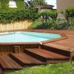 Piscine Hors sol Terrasse P 150x150 Jardin D Eau Piscines