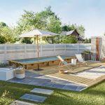 Piscine Hors sol Terrasse Plage De Piscine Quel Revêtement Pour Votre Terrasse De