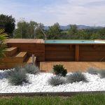 Piscine Hors sol Terrasse Terrasse En Bois Pour Piscine Hors sol Best Pose D Une
