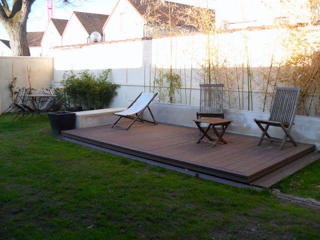 petite piscine avec terrasse coulissante