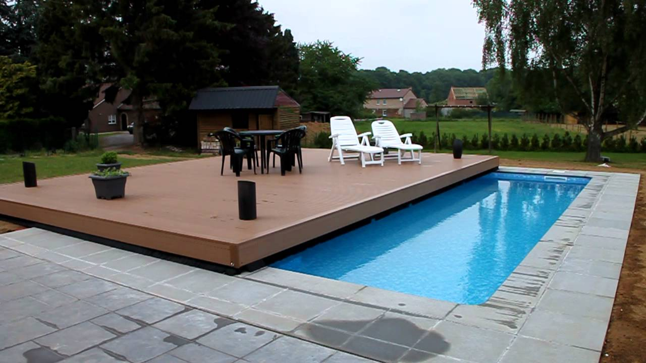 terrasse piscine coulissante