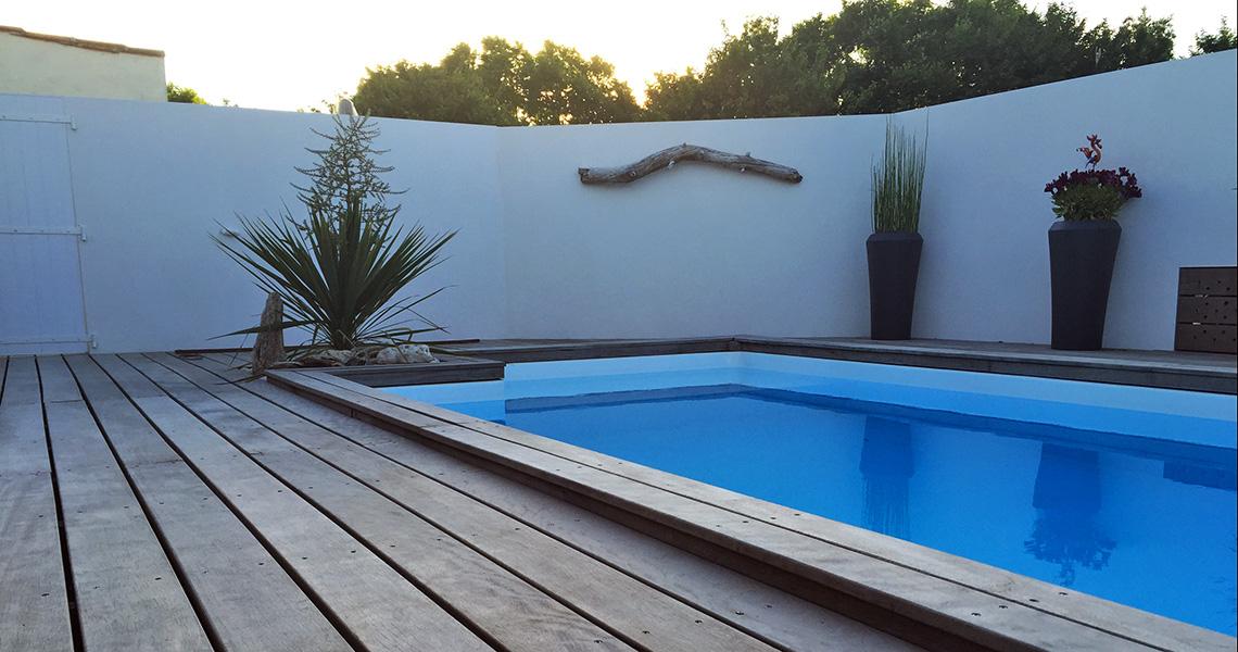 Concevoir sa plage de piscine