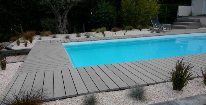 plage piscine bois posite