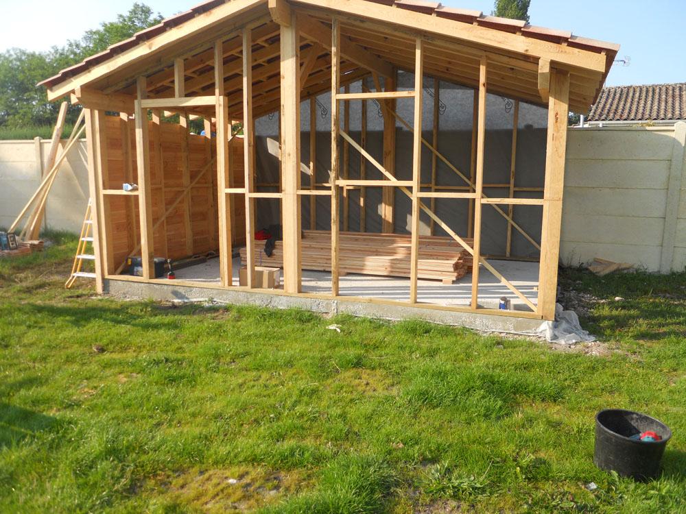 Plan Abri De Jardin Stunning Plan Abri De Jardin Bois Ideas House Design