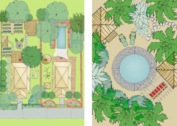 Plan De Jardin Gratuit Logiciel Gratuit Plan Jardin 3d Pour Pc Tablette Et