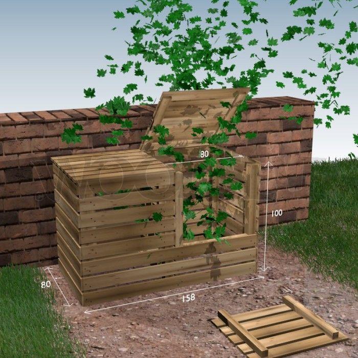 posteur plan du meuble jardinage