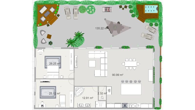 Plan de jardin et de potager en ligne
