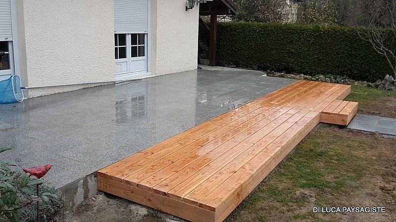 Plancher bois Réalisations