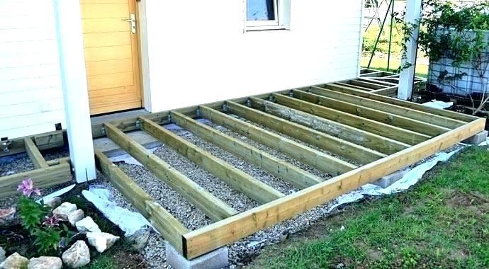 Plancher Bois Terrasse Exterieur Plancher Posite Pour